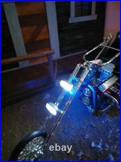 Trike mode kit (Shaker) Diorama & Lights