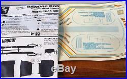 Tyrone Malone's Custom Drag Kenworth AMT # 5007 Bandag Bandit C-7 OBOX, decals