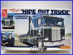 Tyrone Malone's Kenworth Aerodyne Hide Out Truck AMT 1/25 Kit 5008