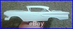 UNREAL EDSEL Rare Vintage AMT 1958 EDSEL FUNNY CAR Unbuilt # 6758
