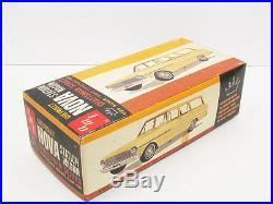 Unbuilt AMT Craftsman Series 1963 Chevy Nova SW #4036 1/25th Scale Good cond