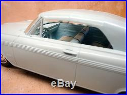 VERY NICE SCARCE ORIGINAL AMT 1962 FORD GALAXIE 500 SUNLINER UP-TOP CONVERTIBLE