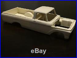 Vintage 1961 Smp Amt Chevrolet Pickup Truck Kit Unbuilt In Box