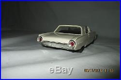 VINTAGE 1962 AMT FORD THUNDERBIRD SLOT CAR