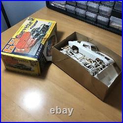 VINTAGE 1/25 MPC Model Car Kit #2-149, 1965 CORVETTE Sting Ray and AMT Conv. Kit