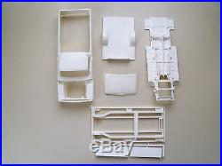 Vintage Amt 1961 Ford F-100 Pickup Truck With Trailer Customizing Model Kit