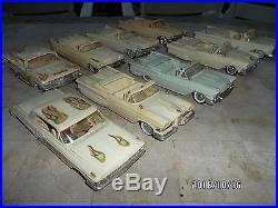 Vintage Amt Model Car Junk Yard