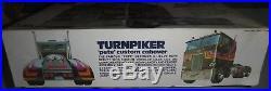 VINTAGE AMT TURNPIKER Peterbilt'PETE' CUSTOM TRUCK MODEL CAR MOUNTAIN 1/25 COMP