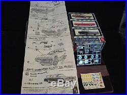 VTG Orig'65 Lincoln Continental Model/Kit AMT USA 6415 Rare, Time Capsule Kept
