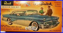 Vintage 1956 Revell/AMT'56 Buick Century 1/32 MOST PARTS SEALED