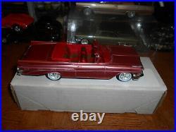 Vintage 1959 Pontiac Bonneville Convertible Promo! Rare Factory Color Combo