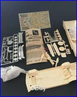 Vintage 1960 AMT 3 In 1 Model Kit