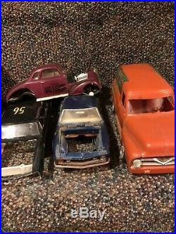 Vintage 1960s & 1970s Revell/AMT models Prebuilt kits