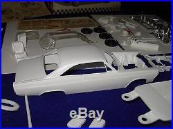 Vintage 1967 Ford Fairlane-GT 1/25 Scale AMT Model Car Kit Boxed Unbuilt