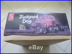 Vintage 1967 Mack Truck Junkyard Dog AMT Kit 125 Factory Sealed Parts # 6653