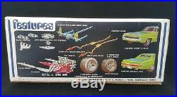 Vintage 1969 AMT CHEVY IMPALA SS Y909-200 1/25th Scale Model Kit COMPLETE