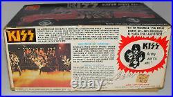 Vintage 1977 AMT AUCOIN KISS Custom CHEVY VAN model kit rare Destroyer Love Gun
