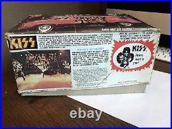 Vintage 1977 AMT AUCOIN KISS DESTROYER RARE CUSTOM CHEVY VAN MODEL KIT