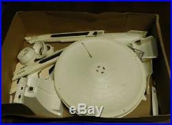Vintage 1990's Set Of 2 Star Trek Amt Models U. S. S. Enterprise Scale Model Kits