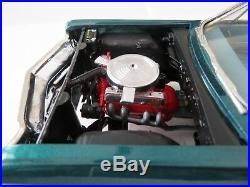 Vintage 1/25 Amt 1966 Buick Wildcat Hardtop Pro Built Model