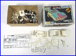 Vintage 1/25 Scale AMT Monogram IMC MPC Model Kits Lot of 11 (for parts only)