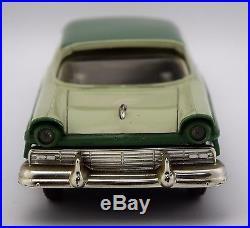 Vintage AMT 1957 Ford Custom 300 Sedan Promo Car NO RSV Collection 17