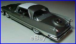 Vintage AMT 1959 Chrysler Imperial Pro Built Model Car SHARP Scaled 1/25