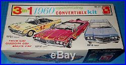 Vintage AMT 1960 Continental Convertible 1/25 Scale-Model Car Swap Meet