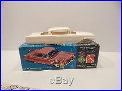 Vintage AMT 1960 Mercury Parklane 2 Door Hardtop 3 in 1 Model Kit
