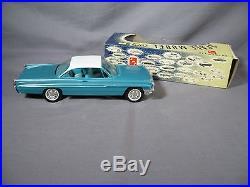 Vintage AMT 1961 Pontiac Bonneville HT Dealer Promotional Mint w Box
