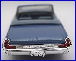 Vintage AMT 1962 Pontiac Bonneville Convertible Promo Car NO RSV Collection 10