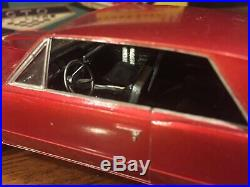 Vintage AMT 1964 Pontiac Tempest GTO hardtop 1/25 Model Kit BUILT 5624-150