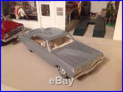 Vintage AMT 1965 Chevy Chevelle HT Promo