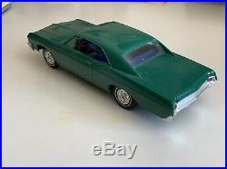 Vintage AMT 1966 BUICK SKYLARK Green Hardtop 1/25 Craftsman Promo Model Car Kit