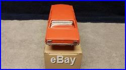 Vintage AMT 1966 Mustang Friction Promo Model Car in Corral Mint NOS