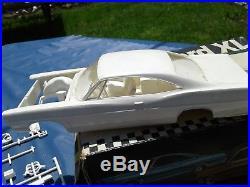 Vintage AMT 1967 Ford XL hardtop George Barris Customizing Model, kit # 6127-20