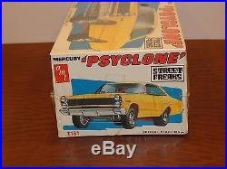 Vintage AMT 1967 Mercury Cyclone Pcyclone Street Freaks Funny Car (Lot# 43)