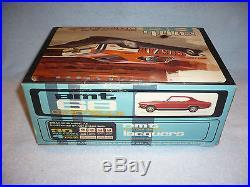 Vintage AMT 1968 Chevelle CHEVAM Annual model car VERY RARE SS 396