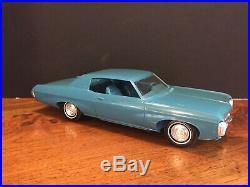Vintage AMT 1969 Chevy Impala SS Dealer Factory Promo Car Excellent! MPC JOHAN