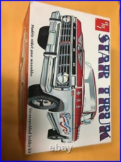 Vintage AMT 1/25 Star Truck 1976 Ford F-350 (complete Minus Tires)