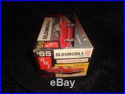 Vintage AMT'65 1965 Oldsmobile 88 Hardtop 1/25 Scale Model Kit FREE SHIPPING