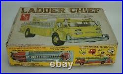 Vintage AMT American LaFrance Ladder Chief Fire Truck 125 Scale Model Kit