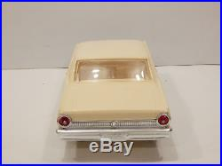 Vintage AMT Built 1964 Ford Falcon Sprint 2 Door Hardtop screw chassis Model Car