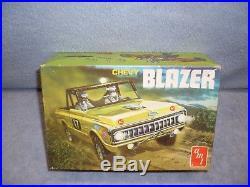 Vintage AMT Chevy Blazer Unbuilt T336-225 HTF Rare 1970