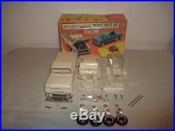 Vintage AMT Ford F-100 Pickup Truck Model Kit 1/25 NO Trailer or Inst R8
