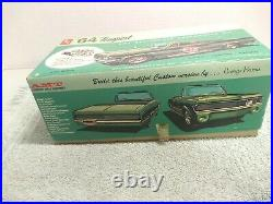 Vintage AMT George Barris 64 Tempest LeMans 3 In 1 Model Kit unbuilt