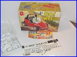 Vintage AMT Lil Bo Weevil Model Kit 1/25 Scale T224-225 USA Rare