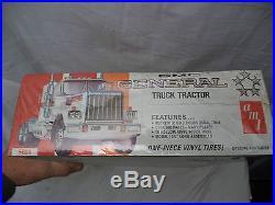 Vintage AMT Model Kit GMC GENERAL Truck 1/25 Scale #5001Still SEALED