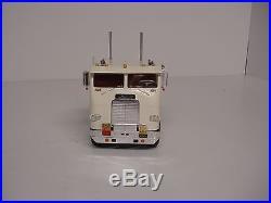 Vintage AMT Truck Models Freightliner COE withFruehauf Reefer Trailer