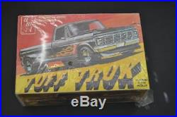 Vintage AMT Tuff Truk 1977 77 1978 78 Ford Custom Pickup Truck Dually SEALED